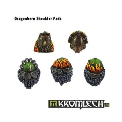 Dragonborn Shoulder Pads