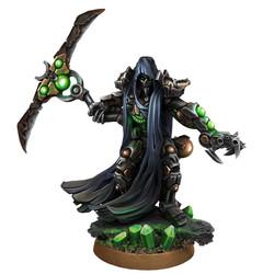 Necrocyborg Grim Reaper