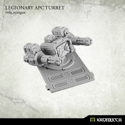 Legionary APC Turret Twin Minigun