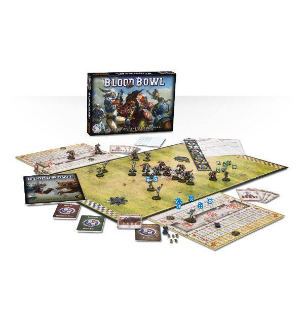 Starter Set Bloodbowl