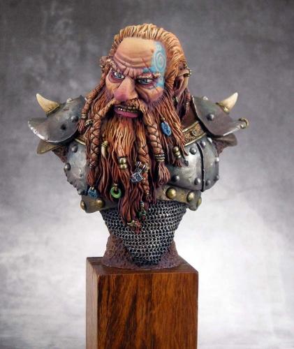 Dwarf Bust