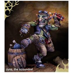 Jynz the Scoundrel