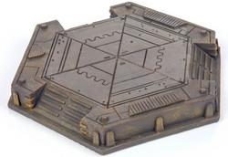 Décors Industrial Landing Pad