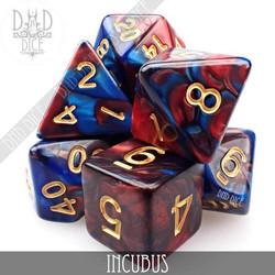 Incubus Dice Set