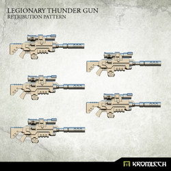 Legionary Thundr Gun Retribution