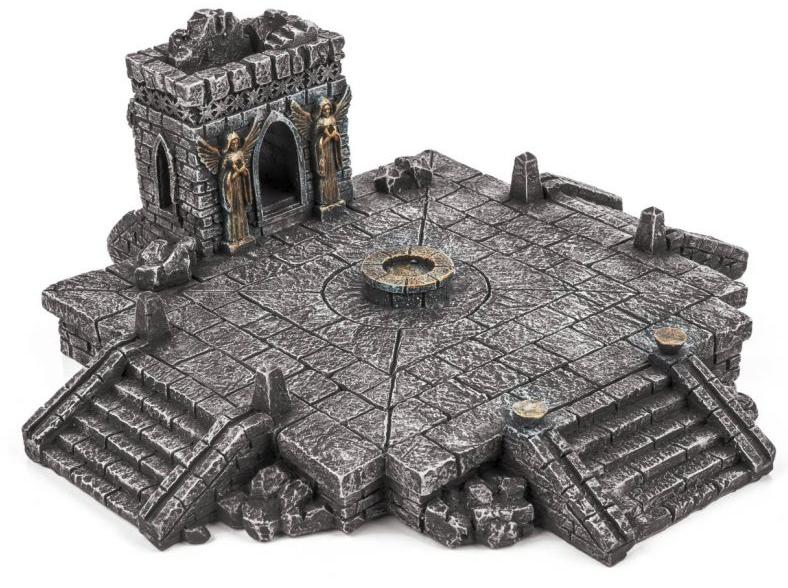 Décors Gothic Temple