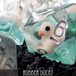 Rubber Ducky Dice Set