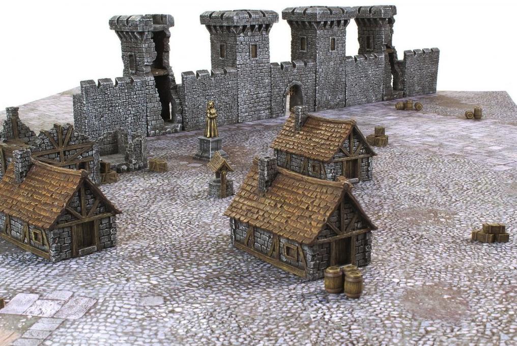 Décors Medieval