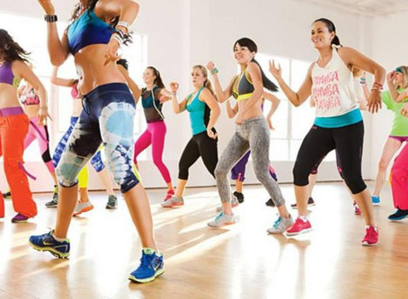 Объявляем набор в группу для занятий Dance-fitness