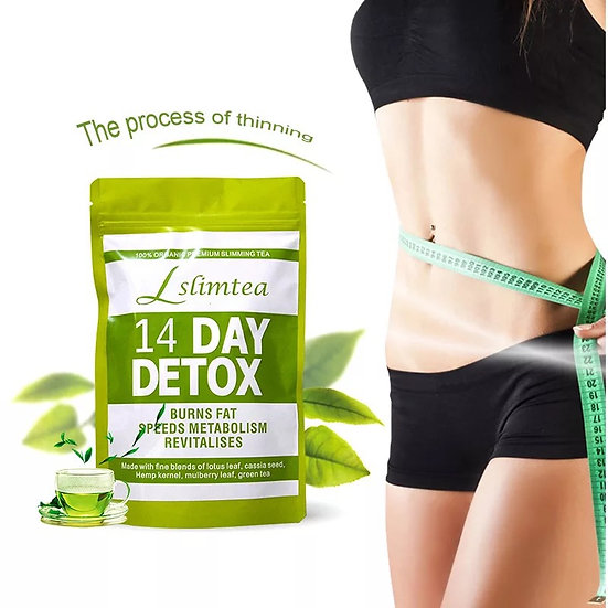 14 Day Herbal Detox Tea