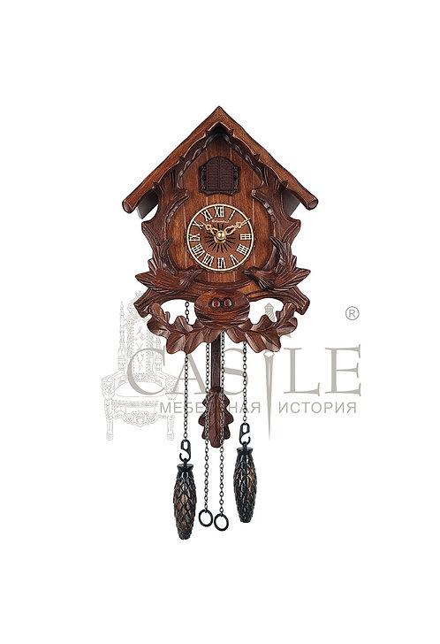 Часы настенные с кукушкой «Певчие птицы»