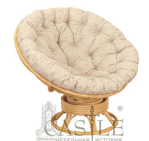 Кресло-качалка плетеное «Папасан»