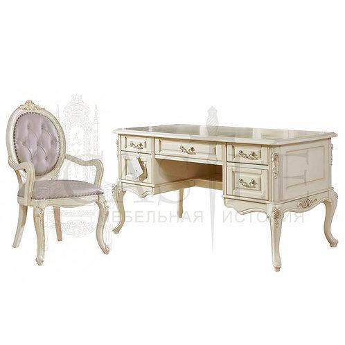 Стол письменный с креслом MK-1874-IV, CM-M-546