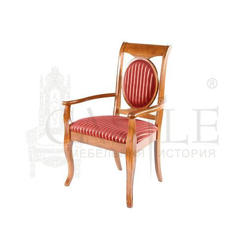CM-M-67, n002637, MK-1206-ES, Кресло LG-AC Legend цвет: Espresso, ткань ТХ-8В (бордо) (по 2 шт./1 кор.) 60*52*97