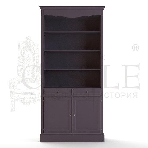 Шкаф книжный «Leontina lavanda» ST9330_L