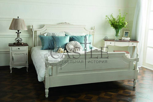 Кровать 180х200 LZ1190L-W