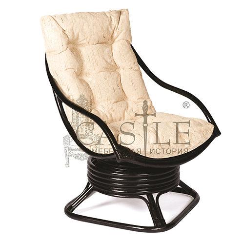 Кресло-качалка из ротанга «Клео»