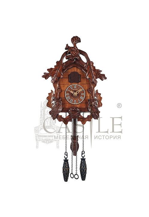 Часы настенные с кукушкой «Совы»