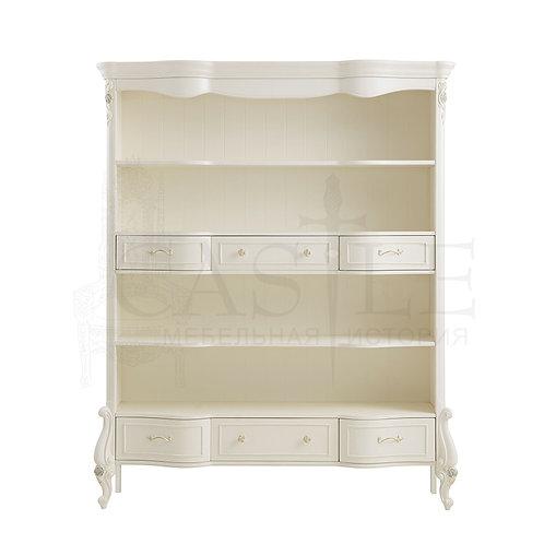 Шкаф книжный Luisa MK-5007-WG, CM-M-524