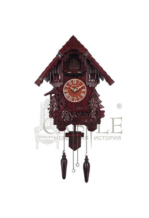 Часы настенные с кукушкой «Лесничий»