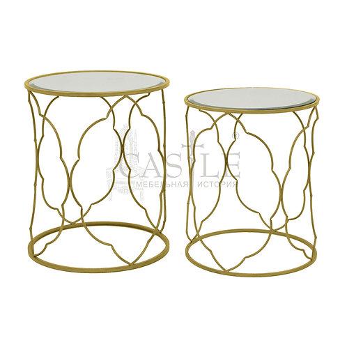 Комплект из 2 столиков Courtney 28473