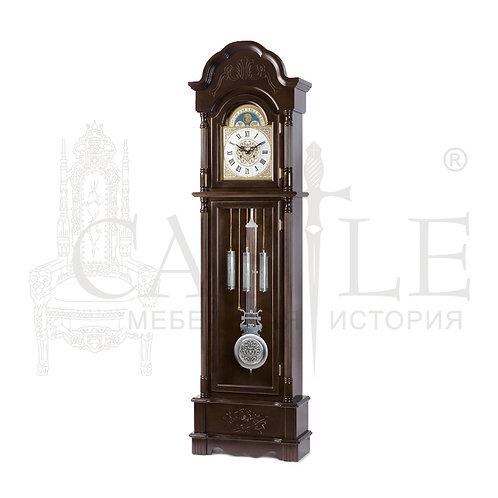 Часы напольные «Темный принц»