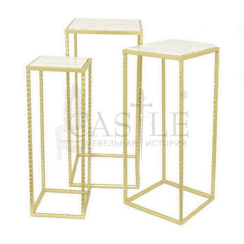 Комплект из 3 столиков Louvre 76627
