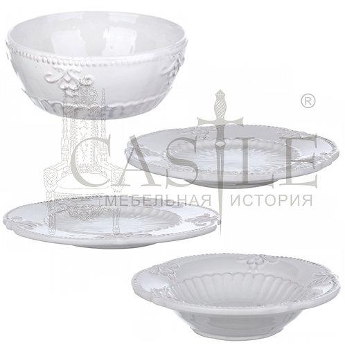Набор посуды «Шампань» из 19 предметов DB08