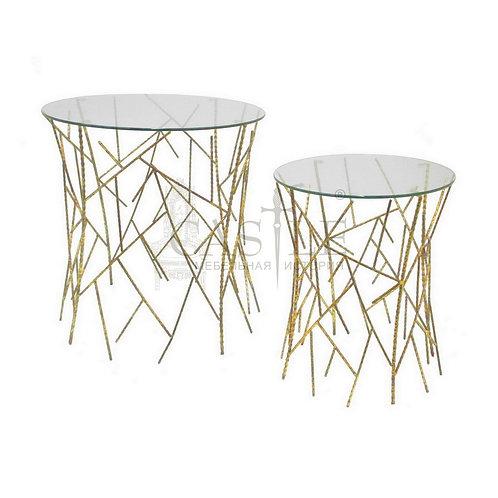 Комплект из 2 столиков Claude 99209