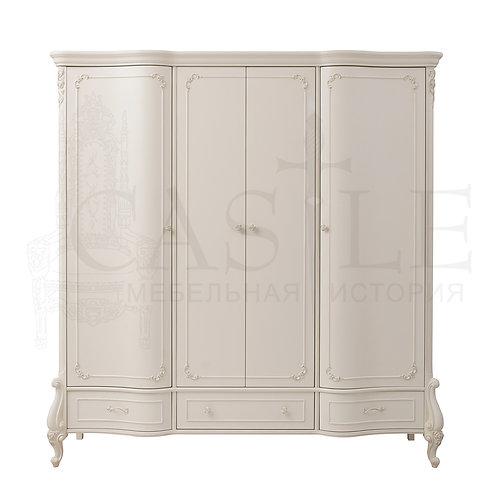 Шкаф для одежды Luisa MK-5004-WG, CM-M-521