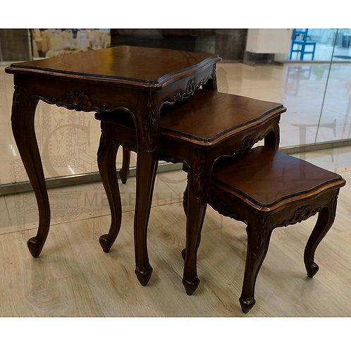 Комплект из 3 столиков T3E-ASD