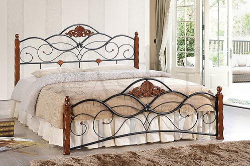 Кровать AT-881N, Кровать FD 881, Кровать CANZONA, Кровать КАНЦОНА