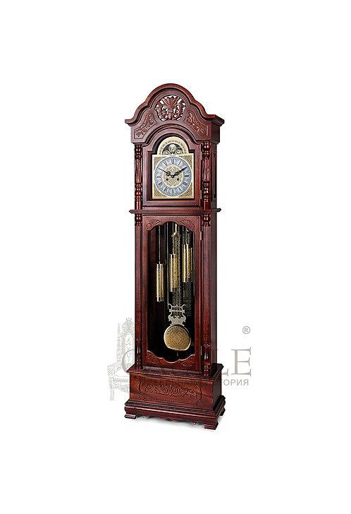 Часы напольные «Отражение старины»