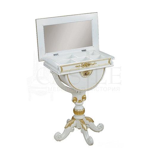 Туалетный столик с зеркалом CM-U-143, WLT 015
