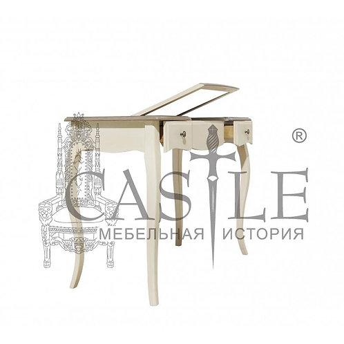 Столик туалетный с зеркалом ST9309, MK-5032-AWB, CM-M-493. Прованс