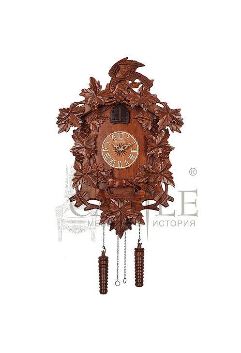 Часы настенные с кукушкой «Лиса»