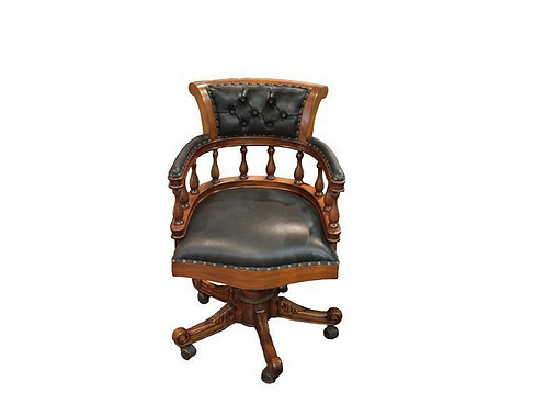 "Кресло для кабинета ""Мейджор"" C100E-ASD-BL"