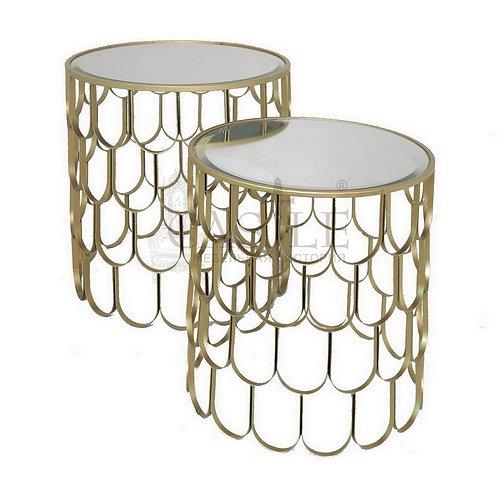 Комплект из 2 столиков Cannes 27835