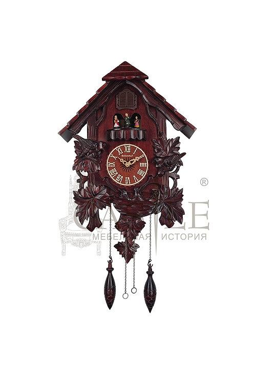 Часы настенные с кукушкой «Менуэт»