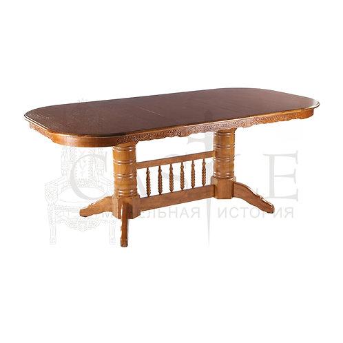 Стол обеденный раскладной MK-1111-GD, CM-M-176