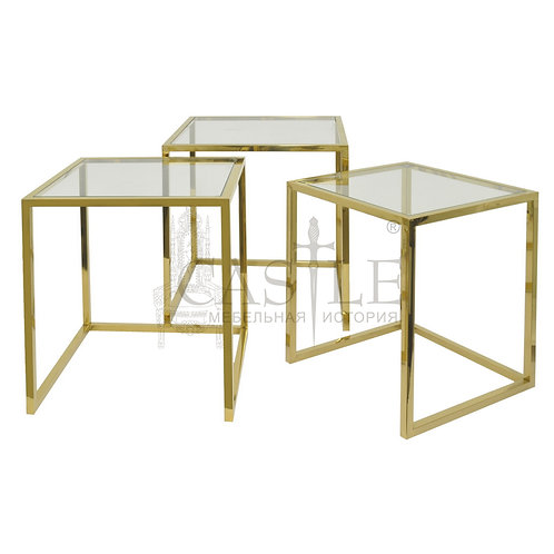 Комплект из 3 столиков Aberdeen 40306