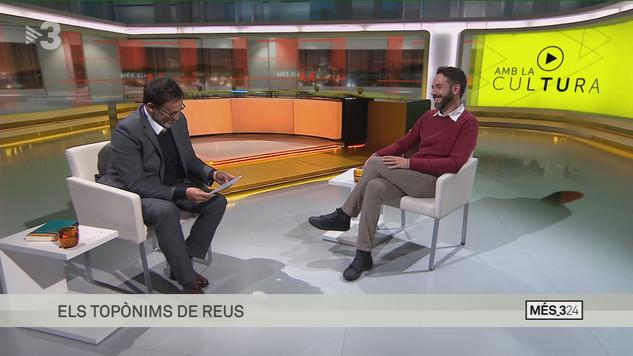 Entrevista de Xavier Graset en el programa Més324