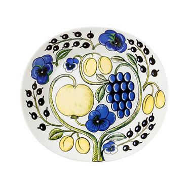 Блюдо Paratiisi (Рай) 22х25 см. синяя фиалка
