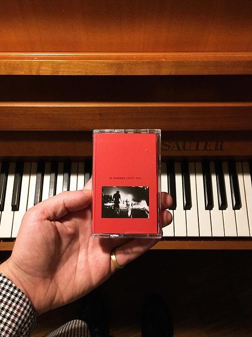 Al Pagoda - Lucky Veil Cassette Tape +Digital Download