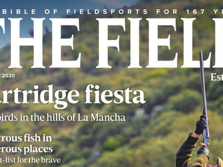 Featured in The Field Magazine