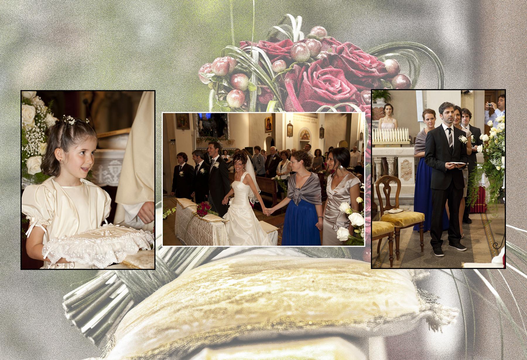 Matrimonio Chiesa S.Antonio Salso