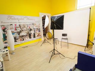 Il nuovo studio di Fotodigital Salso è pronto