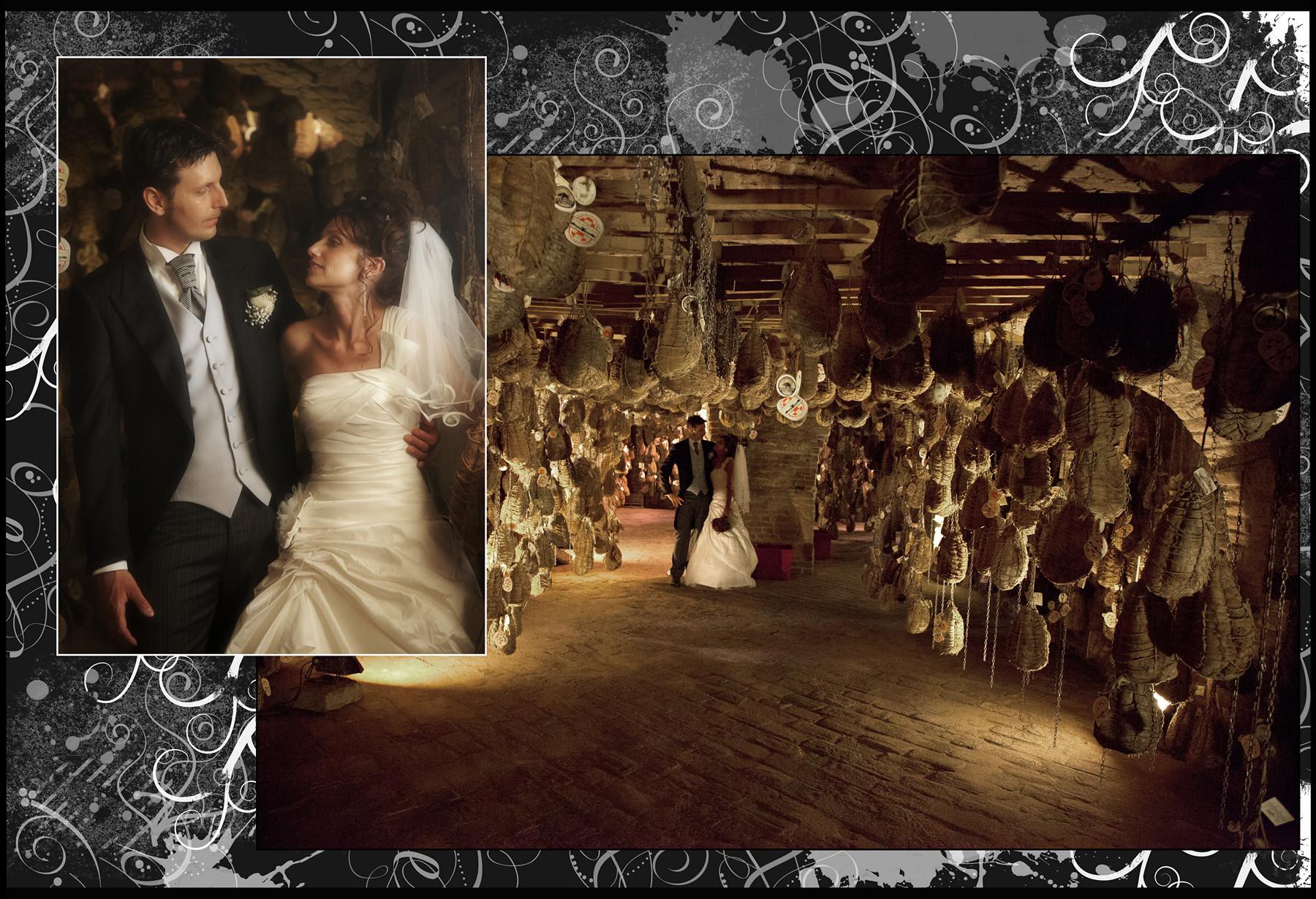 Matrimonio Cavallino Bianco Polesine