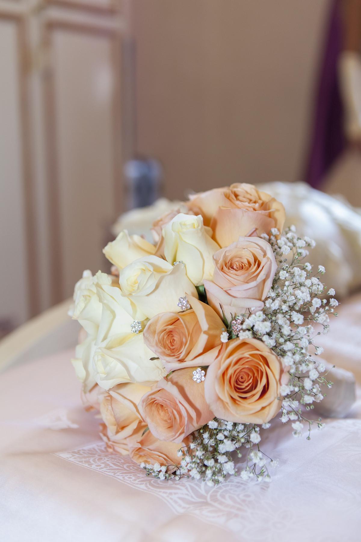 Dettaglio fiori matrimonio
