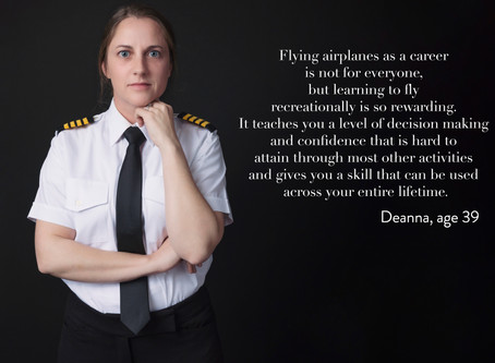On the Flight Deck:  Portrait of a Ferry Pilot